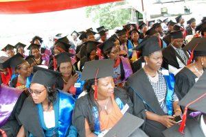 ecurei students graduating