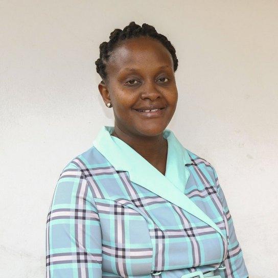 Mrs Recheal Ankunda Kabali Head of Research ecurei