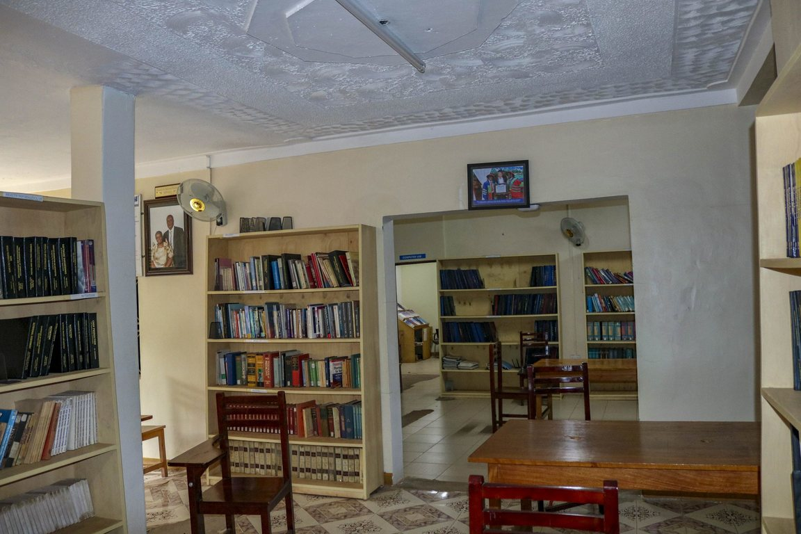 ecurei library mengo kampala